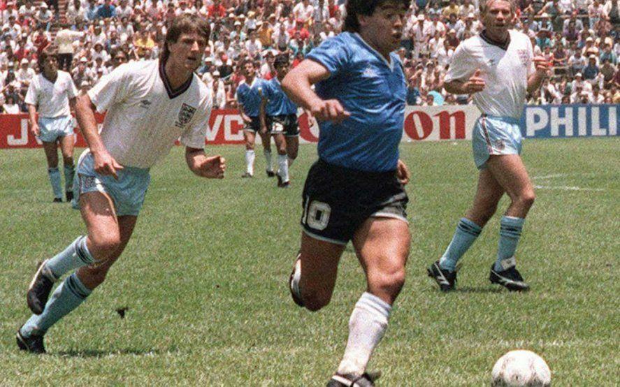 Por la pandemia se quedó sin trabajo y transformó una obra maestra de Maradona en su salida laboral