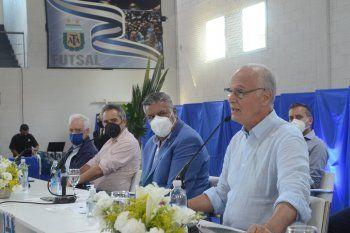 AFA se sumó a la campaña de vacunación de Provincia
