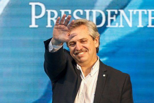 alberto fernandez dijo que la argentina no soporta mas ningun modelo de corrupcion
