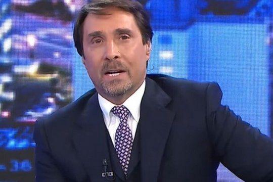 eduardo feinmann subio una fake news y tuvo que pedir perdon