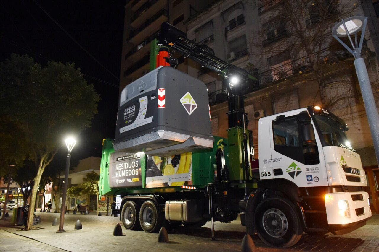 El viernes no habrá servicio de recolección de ningún tipo en La Plata