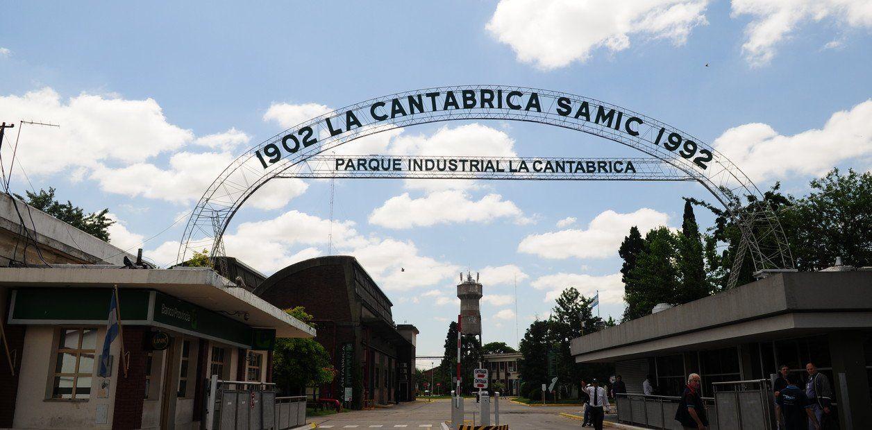 amplian un parque industrial clave en la provincia