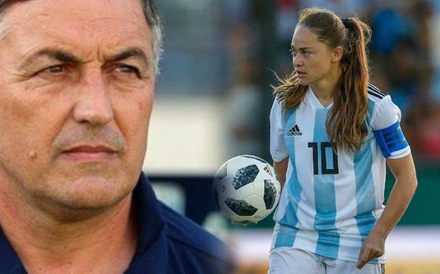"""Escándalo en la Selección femenina: renuncian las históricas y piden """"un técnico que esté a la altura"""""""