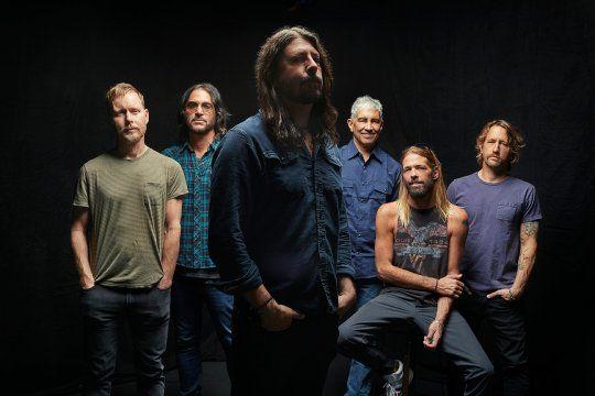"""Salió """"Medicine at Midnight"""", el décimo disco de los Foo Fighters"""