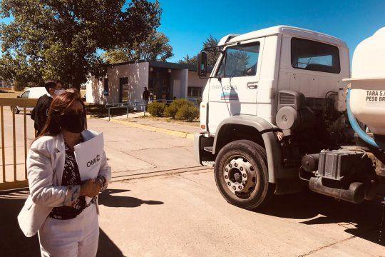 En Bahía Blanca, el intendente Héctor Gay exige que ABSA no les cobre a usuarios que se quedan sin agua.