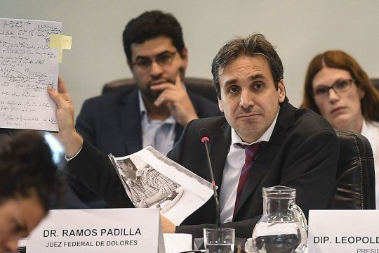 Alberto Fernández quiere a Ramos Padilla al frente del Juzgado Electoral