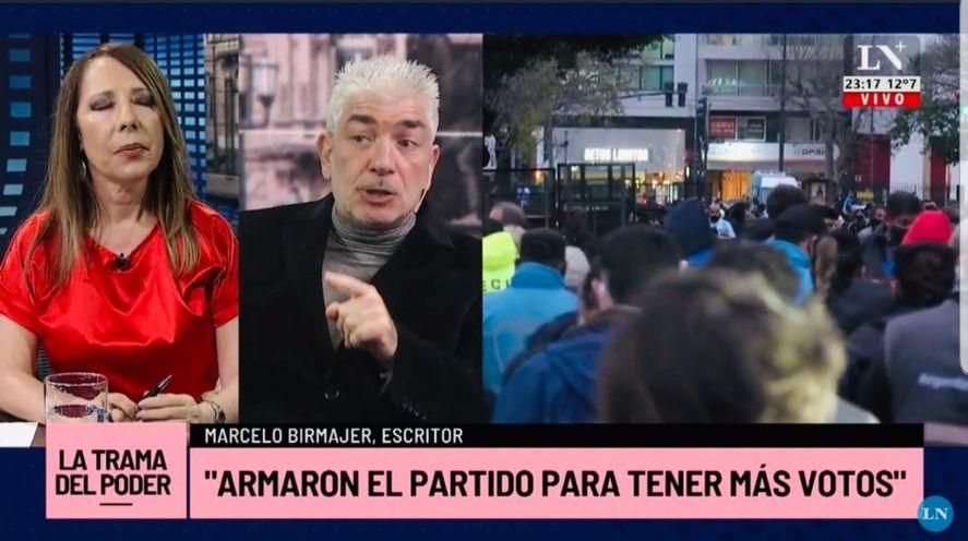 Anoche, a minutos del comienzo de la veda electoral Patricia Bullrich contó en el canal del diario La Nación una versión descabellada, y reconocida por ella que sin haber sido chequeada, del