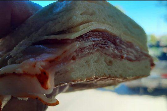 La Matera de Lezama: los sandwiches artesanales famosos por su sabor