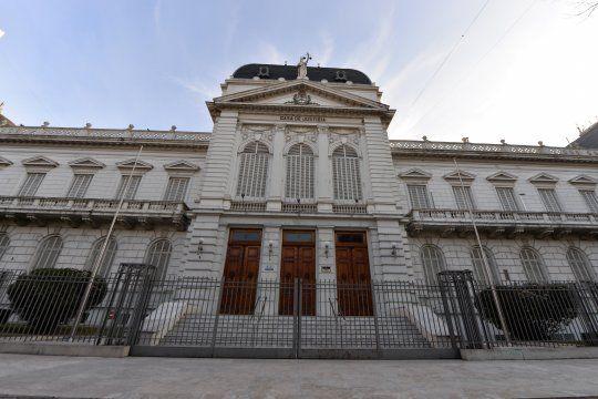 Judiciales van al paro y reclaman una nueva oferta salarial