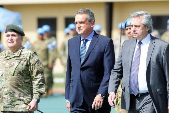 Alberto Fernández presentará el Fondo Nacional de Defensa en el Astillero Tandanor.