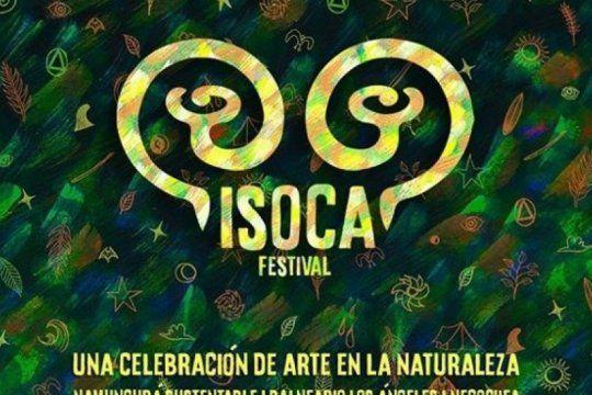 festival ?la isoca?: cuando la musica en vivo es solo una excusa para despertar el espiritu sustentable