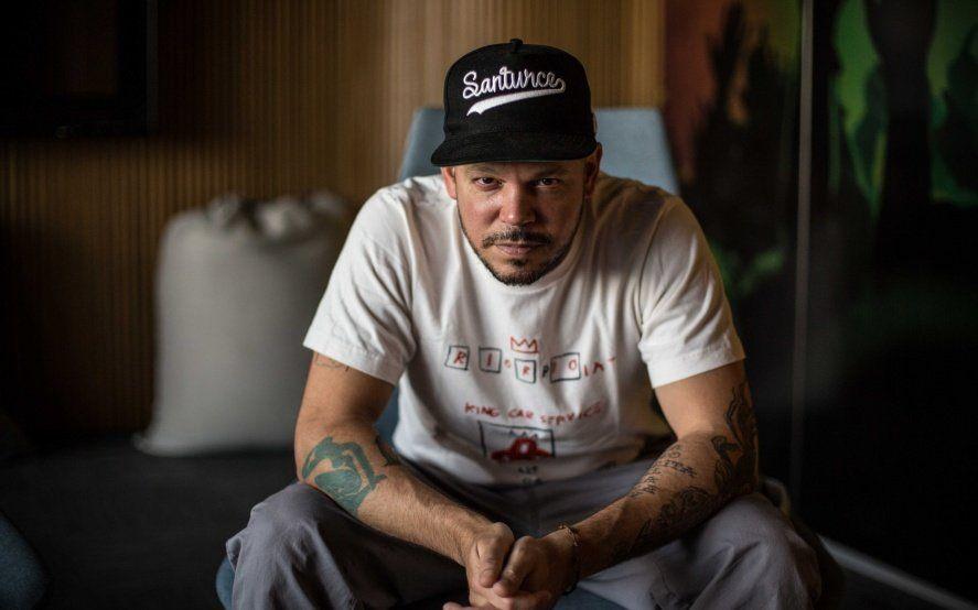 Residente anunció una comunicación por Instagram con Alberto Fernández