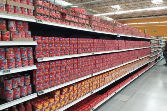 efecto dolar: las grandes cadenas de supermercados admiten que se vienen aumentos de precios