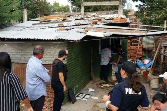 detienen 20 integrantes de una banda narco que operaba en quilmes
