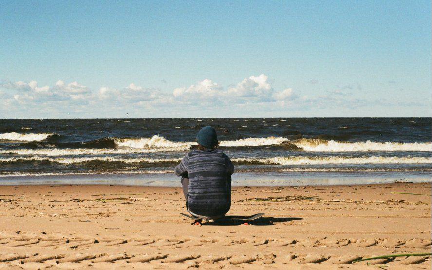 Volver al mar: deportistas marplatenses piden que les permitan hacer actividad física en la costa y la playa