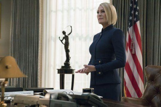 llego el final: furor en las redes por el estreno de la sexta temporada de house of cards