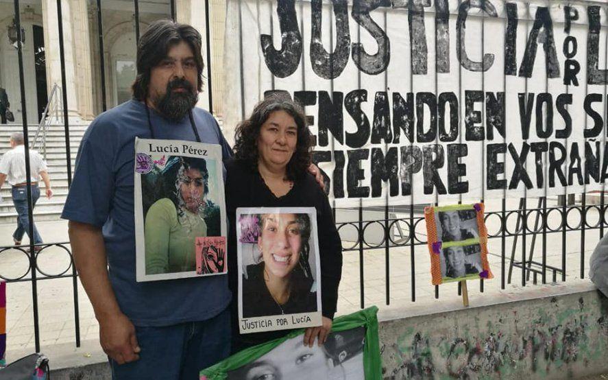 La Justicia ordenó un nuevo juicio por el femicidio de Lucía Pérez (Foto: Facebook Campaña Nacional Somos Lucía)
