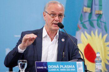 Daniel Gollan, ex ministro bonaerense