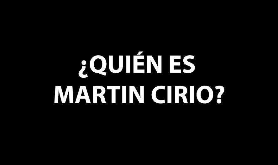 """El video de """"La Faraona"""" se titula """"¿Quién es Martín Cirio?"""" y ya tiene casi 700 mil reproducciones"""