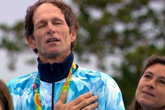 el mito viviente del deporte nacional: santiago lange con 58 anos, y tras vencer al cancer, buscara otra medalla en tokio 2020