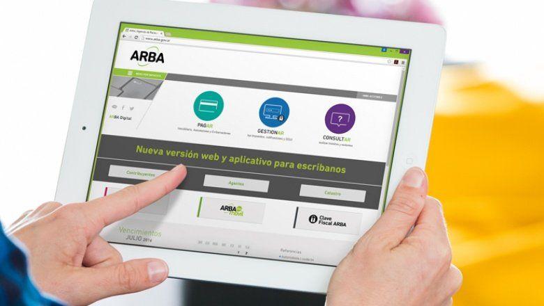 Para anotar: el 83% de contribuyentes con crédito fiscal en ARBA ya pueden tramitar por internet su devolución