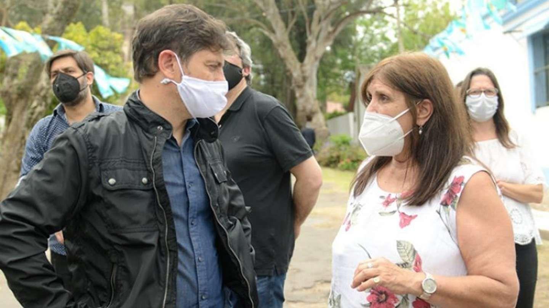 Axel Kicillof le encargó el Observatorio Político Electoral a María Teresa García