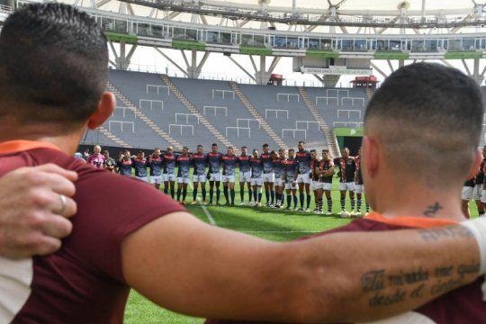deporte e inclusion: la unidad 32 de florencio varela se quedo con el torneo intercarcelario de rugby en el estadio unico