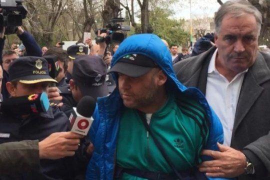 con prision preventiva trasladaron al cantante el pepo a una alcaidia de melchor romero