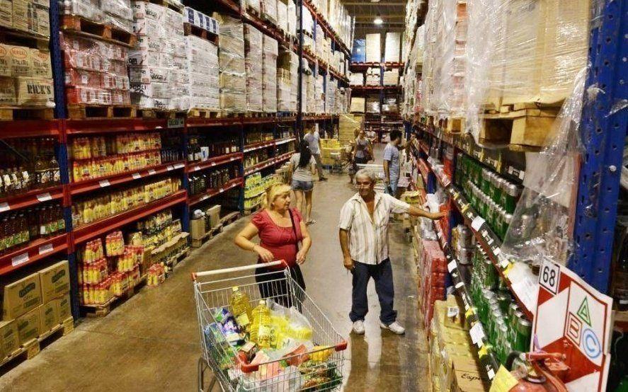 Los precios mayoristas acumularon un aumento de 20,7% en los primeros seis meses del año