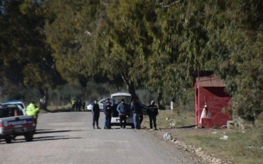 Olavarría: apareció un hombre calcinado y mutilado, e investigan si es el militar retirado