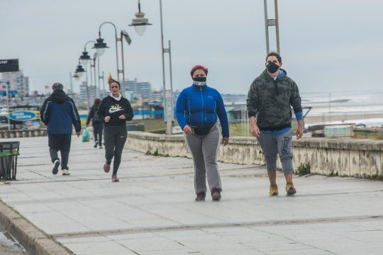 Mar del Plata sin nuevos contagios: después de 15 meses, llega el alivio a la ciudad balnearia.
