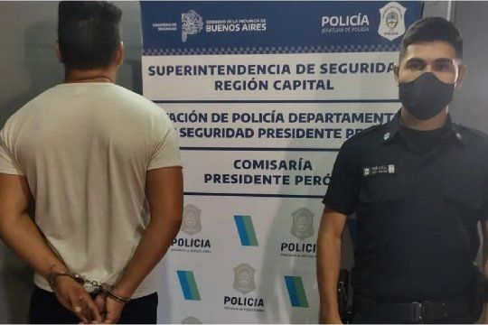 Un policía, que estaba desafectado, fue detenido por raptar y violar a la expareja