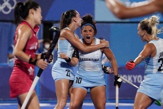 Gritalo Argentina! : Majo Granatto y el día que habló de su sueño olímpico.
