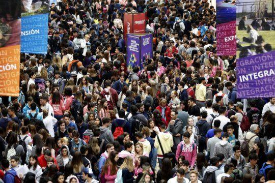 todo listo para la expo universidad: arranca la mega muestra que acerca a los alumnos secundarios a la facultad
