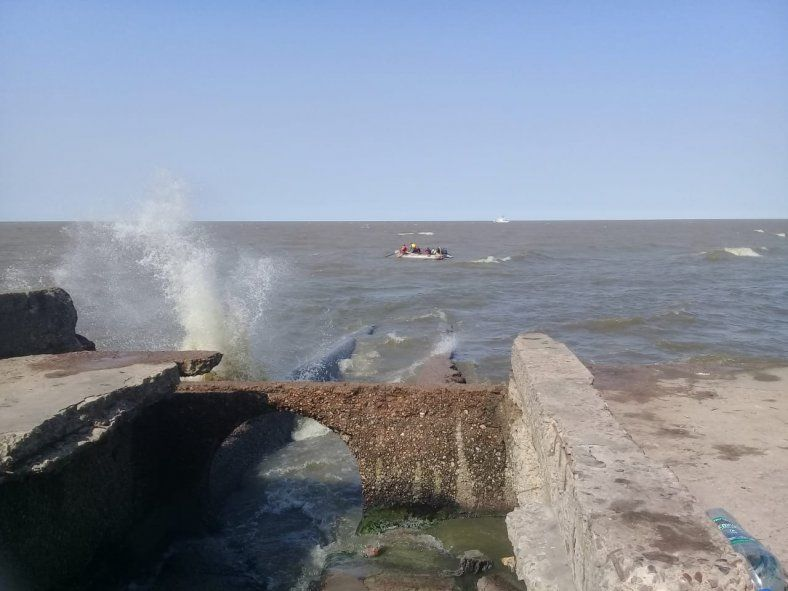 El pescador fallecido tenía 47 años y vivía en Arturo Segui