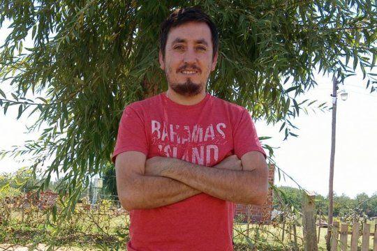 Sebastián Díaz: el ex aplicador que desnuda la otra cara del campo