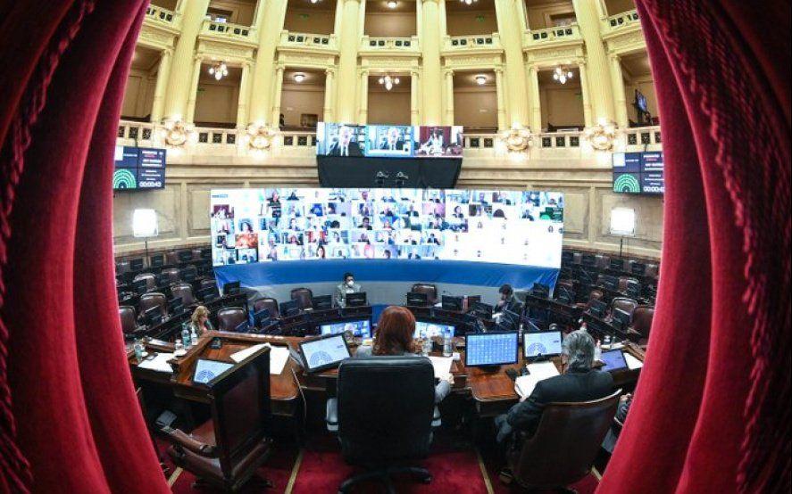 Seguí en VIVO el desenlace del debate de la Reforma Judicial en el Senado