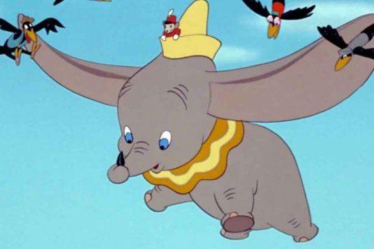 Dumbo, un clásico de Disney para niños