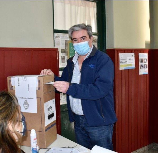 Sergio Mansilla se impuso en la interna de Juntos en 25 de Mayo