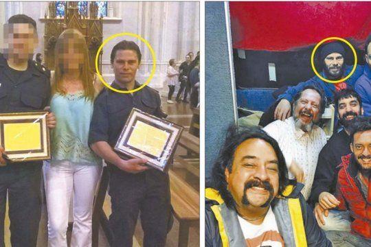 la historia de chucky: un policia que actuo de delincuente, fue premiado y ahora esta a punto de ser exonerado de la fuerza