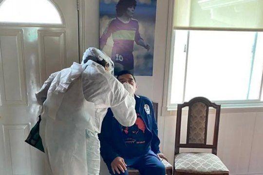 La justicia tiene especificado las últimas acciones realizadas por los asistentes a Maradona