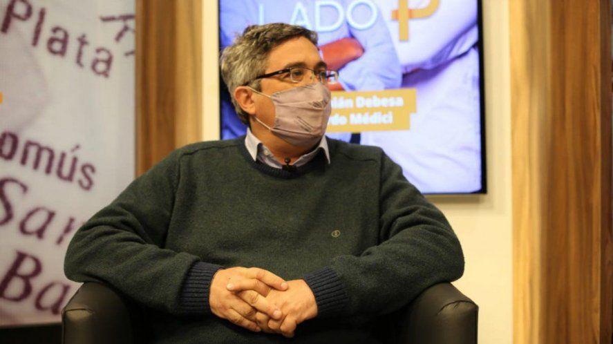 El ministro Javier Rodríguez propone una nueva ley provincial para regular el uso de las fumigaciones