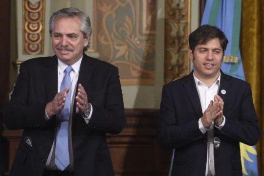 El Presidente anunca más obras en la provincia de Buenos Aires