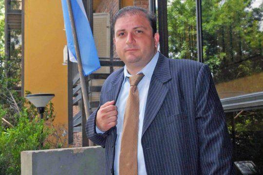 apartaron de su cargo al fiscal bidone, acusado de proveerle informacion a marcelo d´alessio
