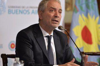 Alak habló de las vacantes en la Suprema Corte Bonaerense.