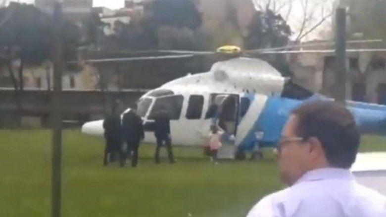 Austeridad cero: lluvia de críticas por el video de Macri y Antonia en el helicóptero oficial