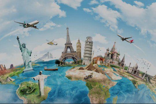 Una empresa de alojamientos ofrece viajar gratis a 12 personas para dar la vuelta al mundo. Solo hay que hablar inglés, y documentarlo todo