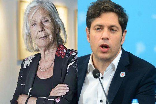 Beatriz Sarlo publicó la carta documento que recibió del Gobernador Kicillof