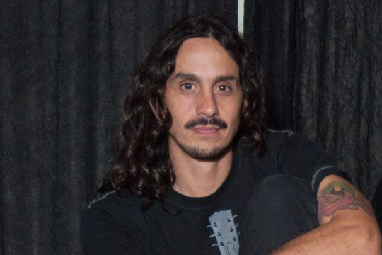 Martín Carrizo fue baterista del Indio Solari y Gustavo Cerati, entre otros grandes artistas.