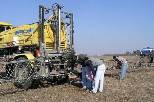 agroindustria y los ingenieros agronomos bonaerenses buscan optimizar el uso de la receta agronomica
